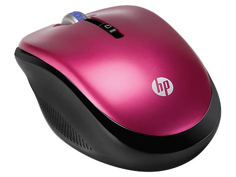 hp mobile mouse hp 2 4ghz wireless optical luminous mobile mouse