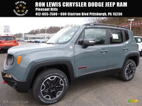 jeep renegade colors 2016 anvil jeep renegade trailhawk 4x4 109391083