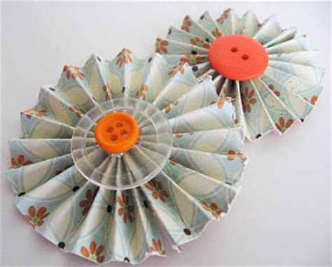 How To Make A Paper Fan Flower - image result for http 2 bp