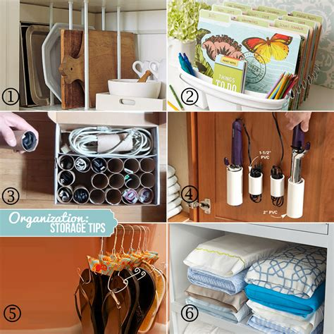 storage tips storage ideas