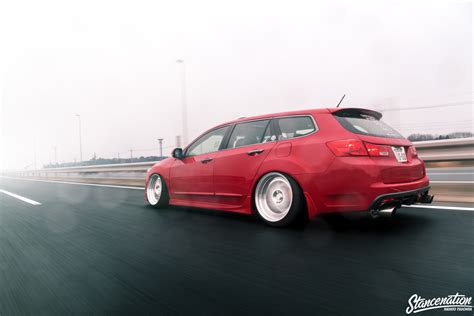 stancenation honda accord usdm done right norifumi kobayashi honda accord tourer