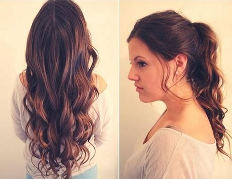 hairstyles for thick hair in summer summer hairstyles for long thick hair