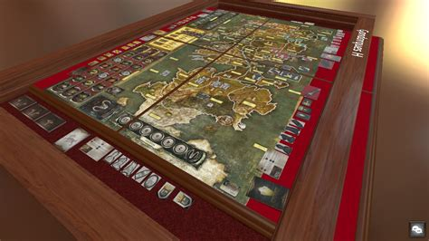 Table Top Sim by A Of Thrones The Board At Tabletop Simulator
