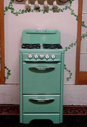 Apartment Size Stove Gas O Keefe Merritt Apartment Size Custom Color Green