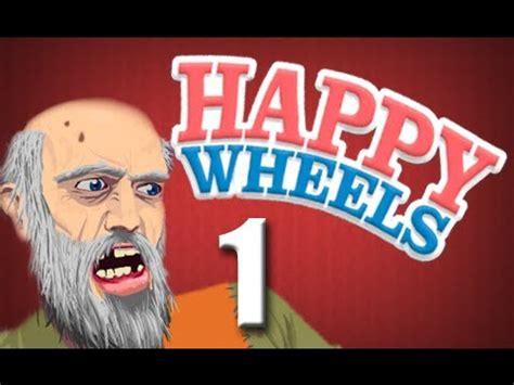 happy wheels full version at bored com happy wheels w fawdz ep1 youtube
