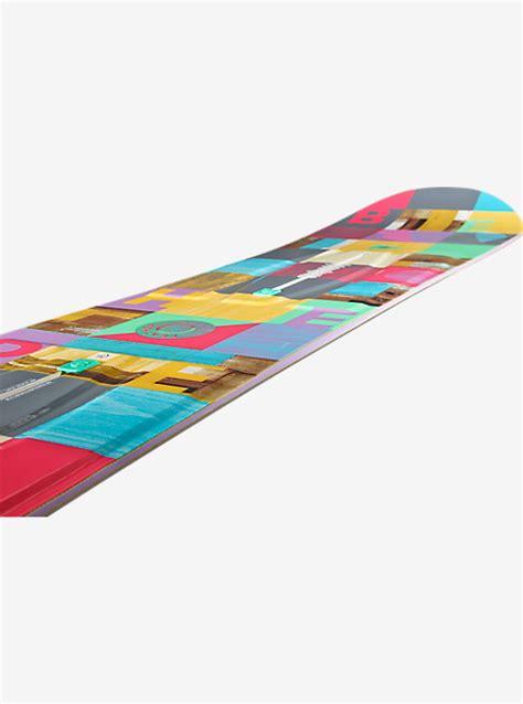 tavola snowboard principianti burton tavola donna feather snowboard facile per