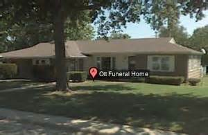 Otts Funeral Home by Ott Funeral Home Kansas Ks Funeral Flowers