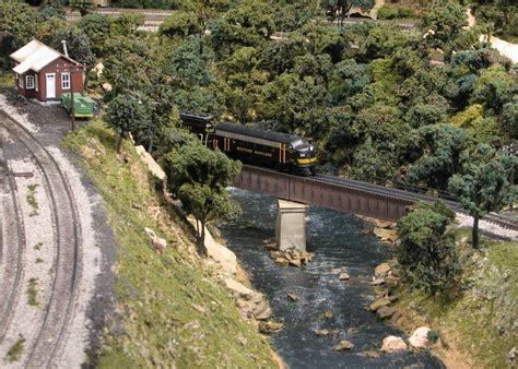 Garage Plans With Flex bridge advice model railroader magazine model