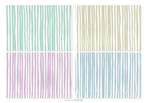 pattern vector stripes hand drawn stripe patterns download free vector art
