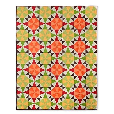 Kaleidoscope Patchwork Quilt Pattern - 25 best ideas about kaleidoscope quilt on