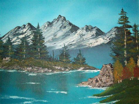 bob ross paintings hd bob ross wallpapers wallpaper cave