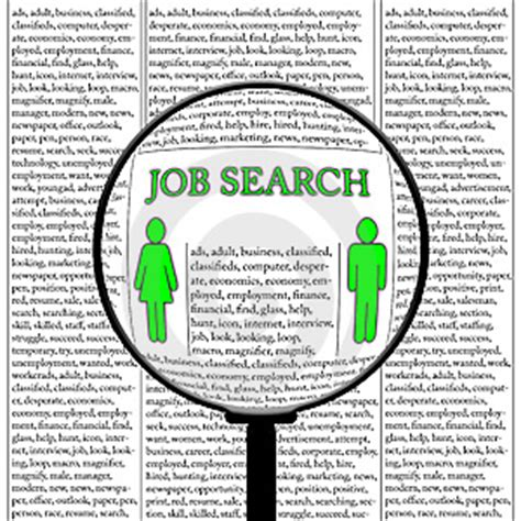 a search caign helps to strengthen your employment