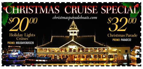 festival of lights discount tickets newport beach christmas boat parade reservation request