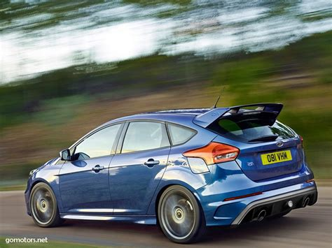 ford focus rs 2016 specs ford focus rs 2016 picture 4 reviews news specs