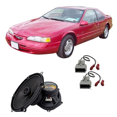 electric and cars manual 1989 ford thunderbird spare parts catalogs fits ford thunderbird 1989 1997 front door replacement harmony ha r68 speakers 709100400542 ebay