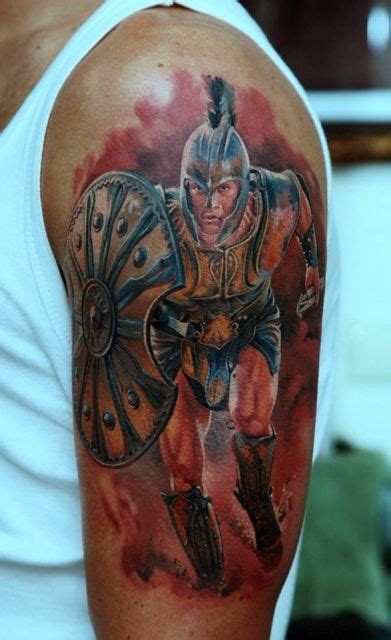 achilles tattoo designs achilles shield www pixshark images