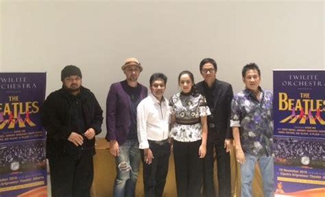Microsoft Band Indonesia twilite orchestra akan menggelar konser dengan sajian komposisi lagu the beatles