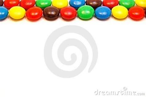 chocolate candy border royalty free stock photo image