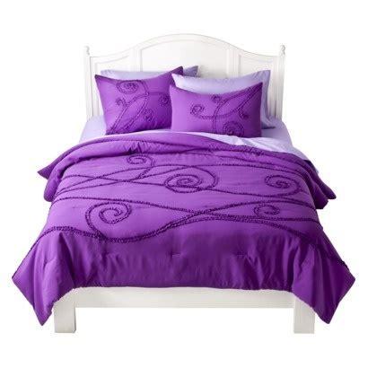 target purple bedding purple wave comforter target 50 00