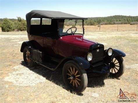 willys overland 1922 willys overland model 4a