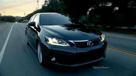 lexus commercial house who is the in the lexus commercial ct hybrid