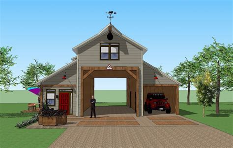 rv port home plans you ll love this rv port home design it s simply