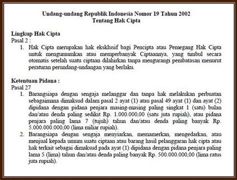 Buku Komentar Undang Undang Hak Cipta undang undang hak cipta nuansa nuansa bahasa indonesia