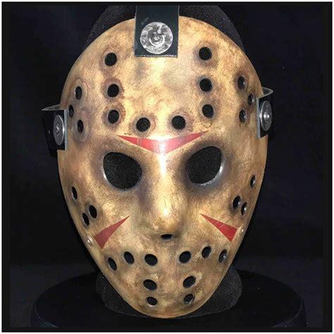 jason hockey deluxe freddy vs jason hockey mask mad about horror
