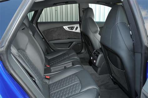 rs7 seats 2016 audi rs7 performance review review autocar