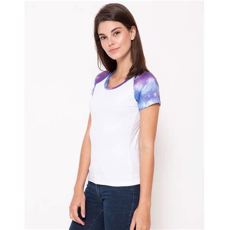 Baju T Shirt Ketat baju olahraga mesh wanita camouflage size s 016 t shirt blue jakartanotebook