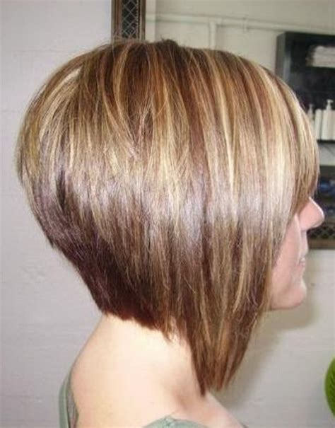 is the stacked bob good for thick hair 30 stacked a line bob haircuts you may like pretty designs