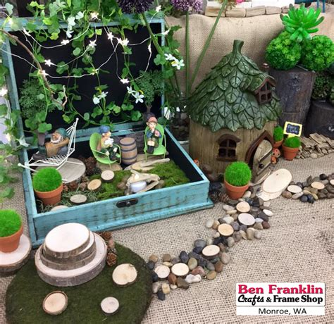 Garden Accessories B Q Ben Franklin Crafts And Frame Shop Wa Unique