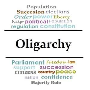 oligarchy definition define oligarchy