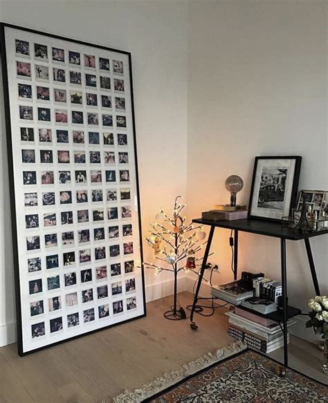 Home Interior Christmas Decorations the 25 best polaroid picture frame ideas on pinterest