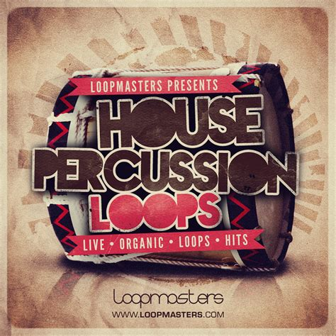Loopmasters Gift Card - loopmasters house percussion loops sle pack wav apple live reason