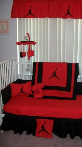 michael jordan bedding michael jordan crib bedding set diaper bag mobile your
