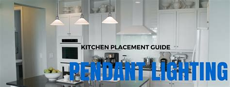 Pendant Lighting Fixture Placement Guide For The Kitchen | pendant lighting fixture placement guide for the kitchen