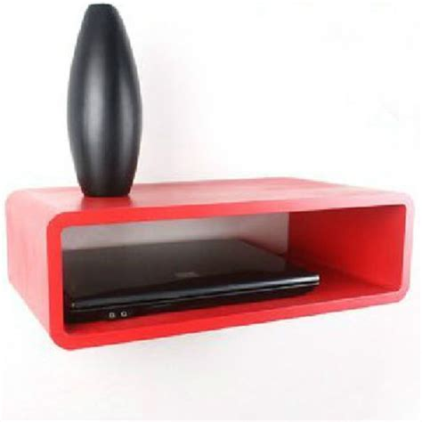 Wall Shelf For Sky Box by Details About Floating Mfd Wall Mount Shelf Cube Sky Box