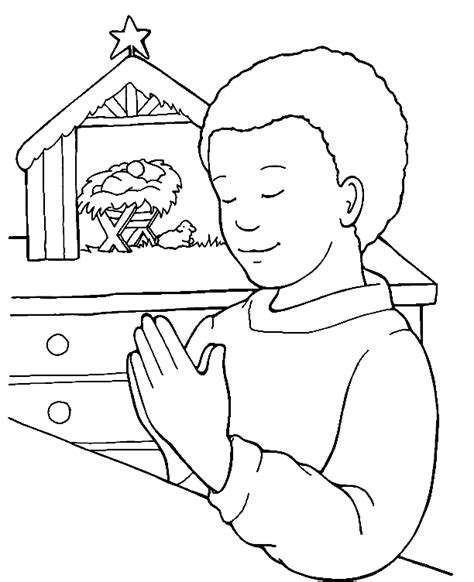 coloring page jesus of god god s gift coloring page
