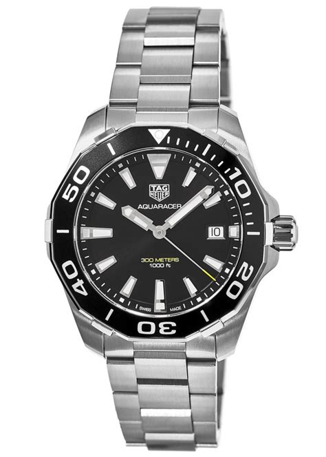 Tag Heuer Aquaracer Way111a Ba0928 tag heuer way111a ba0928 aquaracer 300m 40 5mm s