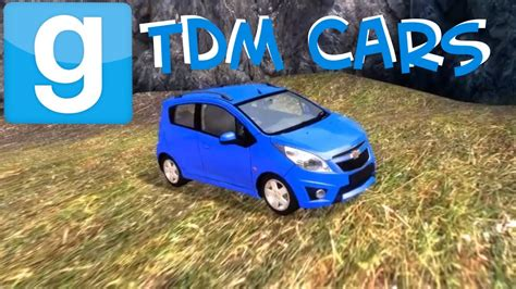 mod garry s mod car garry s mod addons tdm cars youtube