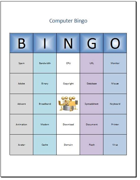 how to make bingo cards in excel bingo cards excel schweitzer s presentations