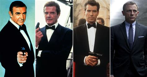 film james bond 2017 who is the longest serving james bond every 007 actor and