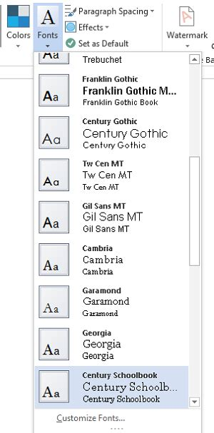 colour themes office 2013 customize change theme color default font in office 2013