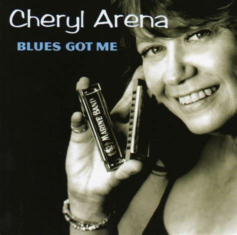 swing band harmonica cheryl arena blues got me world of harmonica