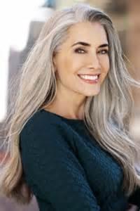 cheveux gris 40 coiffures cheveux gris pour femme