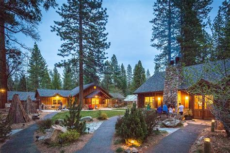Yosemite National Park Cing Cabins by Evergreen Lodge Yosemite 2017 Room Prices Deals