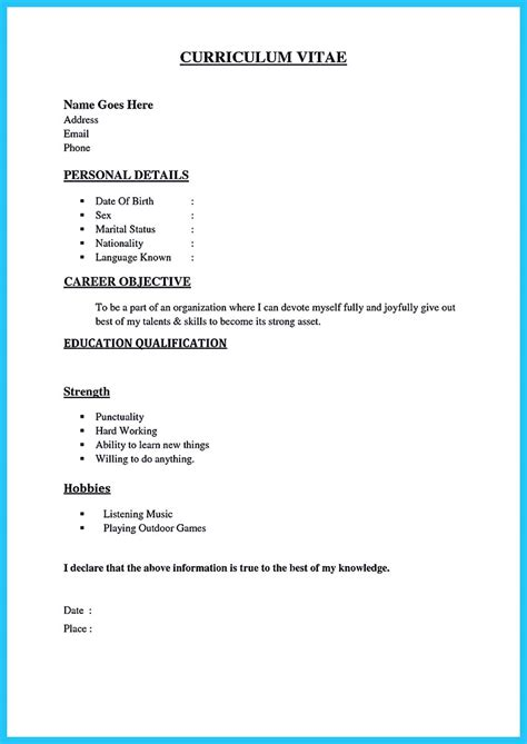 Sle Resume Quality Analyst Bpo by Resume Format For Bpo For Freshers Resume Template