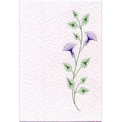 free stitching cards templates bookmark flower 1 in flowers e patterns at stitching cards