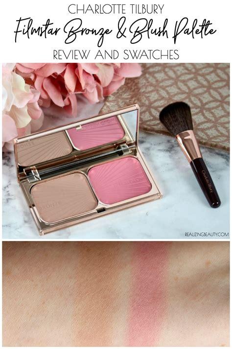 Limited Edition Makeup Revolution Duo Sculpt Terlaris tilbury filmstar bronze blush palette review